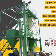 卧式猪饲料加工设备饲料机械设备生产厂家恒力机械