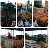 混凝土水泥圆柱砌块砖机液压面包砖机全自动透水砖设备厂家