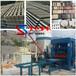 正誠質保3-15免托板磚機液壓水泥多孔空心砌塊磚機建材加工機械