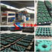 正诚建材加工机械设备厂家QTY5-15市政绿色8字植草砖机路面砖机