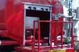 重庆东风3吨水罐消防车厂家