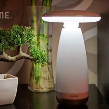 西安礼品台灯台灯印字广告促销单位福利手感夜灯图片