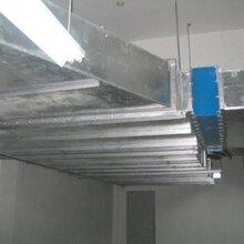 北京大兴厨房排油烟系统设计安装酒店抽油烟机修理安装图片