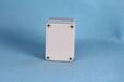 塑料防水盒IP66电缆接线盒可开孔端子盒80130接线盒