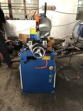 半自动切管机275AC气动切管机金属圆锯机图片