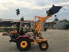 轮胎式挖掘机最新出厂价,来电定制优惠