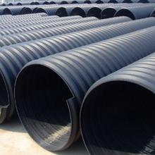 鄭州pe鋼帶波紋管廠家hdpe雙壁波紋管價格鄭州pe排水管廠家包檢測圖片