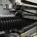 平頂山百安居廠家直銷hdpe雙壁波紋管聚乙烯材質市政管