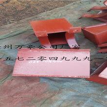 国标M1-1管夹管托PVC、PP、PE塑料管道用专业厂家