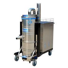 凯德威380V大功率工业吸尘器DL-5510B工厂车间吸粉末铁屑用吸尘器