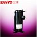 廣州三洋R404A低溫空調應用壓縮機C-SCN373L3H、C-SCN453L3H