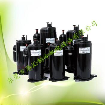 美芝/东芝冷冻转子制冷压缩机ASN86F1VBZ1、ASN89F1VBZ1