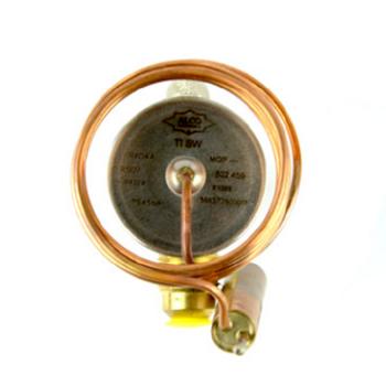 艾默生热力膨胀阀TCLE12HCA分体可拆式12冷吨膨胀阀接口5/87/8