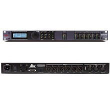 DBX260音频处理器2进6出数字音频处理器图片