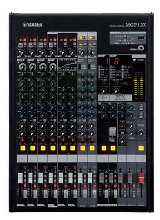 YAMAHA雅马哈MGP12X12路模拟调音台数字模拟结合双效果调音台图片
