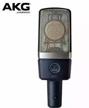 AKG/爱科技C214大振膜专业录音电容麦克风人声乐器话筒K歌话筒