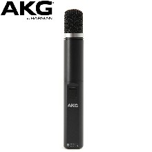 AKG/爱科技C1000S专业小振膜电容麦克风乐器录音话筒ENG制作采访