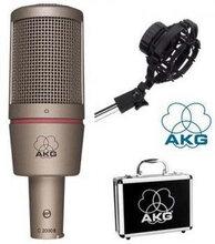 爱科技AKGC2000B专业电容咪话筒录音专用话筒图片
