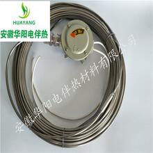 华阳生产高温电热线高温加热电缆图片