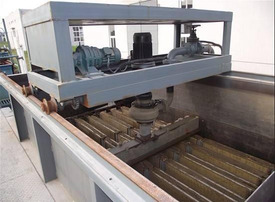 云南竖片式滤布滤池系统污水处理厂滤布滤池