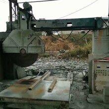 贵州桥式锯石机,贵阳全自动桥式锯石机,遵义桥式圆盘切石机价格图片