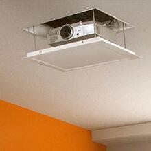 Draper(帝屏)专业微型电动投影仪升降机型号-产品规格图片