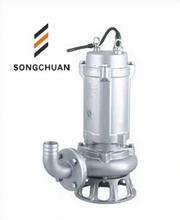 供应150WQ100-10-7.5不锈钢潜水排污泵