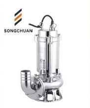 供应松川80WQ40-18-4不锈钢潜水排污泵