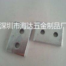 专业生产五金配件/鼠标配重块/测温枪配重图片