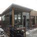 朝阳屋顶花园设计屋顶花架亭子设计施工公司