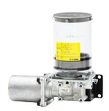 日本LUBE电动泵GMN-4-8P电动润滑脂泵图片