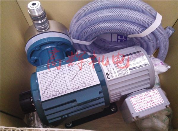 流量泵E-2000-SHT-X-15日本共立机巧kyorit工业泵