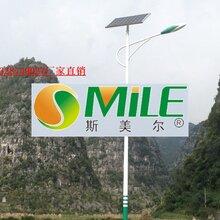 广元太阳能路灯成本预算(诚信品牌厂家)图片