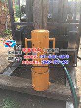 气动植桩机/防汛打桩机/便携式防汛打桩机