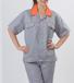 从化厂服定制,从化工作服厂家,工厂夏季工衣批量定制