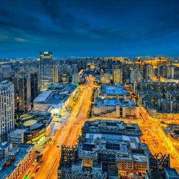 天津厂房环境拍摄天津建筑摄影天津园林摄影