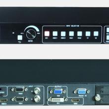 TK-1000全彩视频处理器无缝切换器视频处理器厂家图片