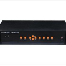 液晶电视16画面拼接器视频拼接处理器多画面视频处理器厂家图片