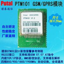 PTM101GPRS模塊GSM模塊無線傳輸模塊無線通信模塊圖片