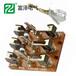 刀形隔離開關HS13BX-200/31玻板刀形轉換隔離器雙投刀開關