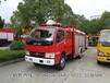 东风3吨双排水罐消防车上民用牌的车型厂家报价