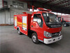 哪种小型消防车更适合社区内应急消防使用?