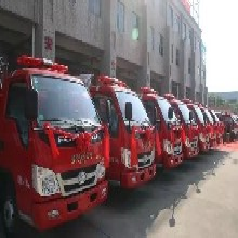 全国2吨简易消防车价格配置图片1吨乡镇消防车多少钱一辆
