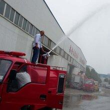 临沂2吨景区小型消防车性能介绍