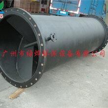 碳钢静态混合器/水处理管道混合器