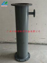 玻璃钢管道混合器/SD型静态混合器/碳钢材质/绿烨环保供应