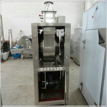 噴射式滾筒式包衣機藥片裹色糖衣機高效包衣機