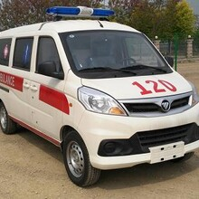 乡镇用简易型120救护车七万五厂家促销中