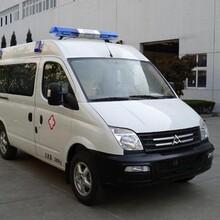 新款上汽大通V80救护车高档120急救车图片