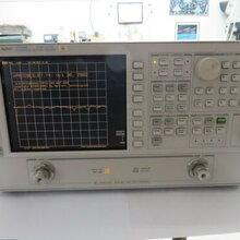 売广州8720ES现货20G网络分析仪安捷伦仪器